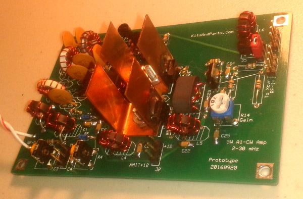 Universal 5-Watt Class-C Amp