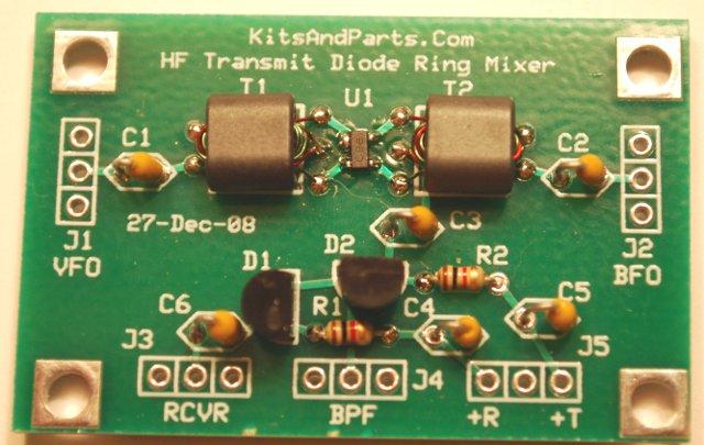 Transmit Diode Ring Mixer