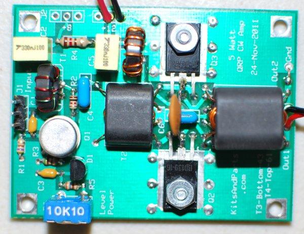 Universal QRP Amp